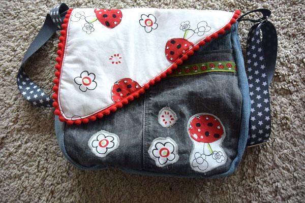 käferlein kindergartentasche