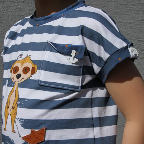 kindershirt schnittmuster