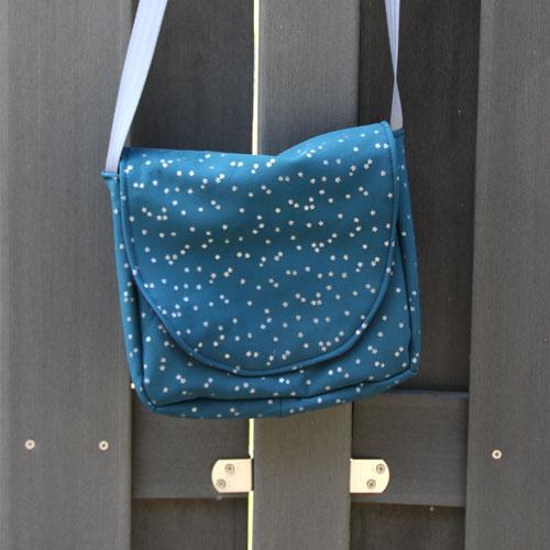 messenger bag softshell