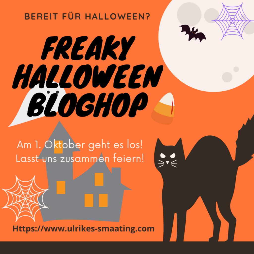 Freaky Halloween Bloghop