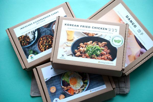 tischsets nähen mit korbmuster asiatisch kochen